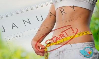 Top 10 Try-To-Do Tips For Achieving Your 2019 New Year's Weight Loss Resolution