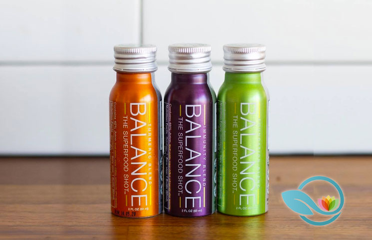 Balance Superfood Shots: Organic Fruit and Vegetable Liquid Supplements?
