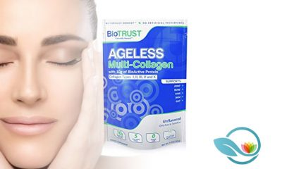 BioTrust Ageless Multi-Collagen: BioActive Protein Powder with Types I, II, III, V and X
