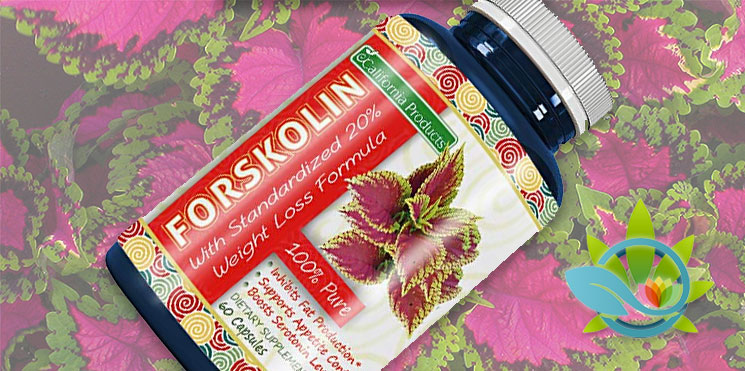 California Products Forskolin