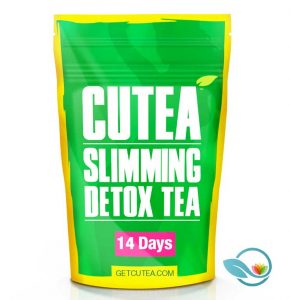 Cutea Slimming Detox Tea