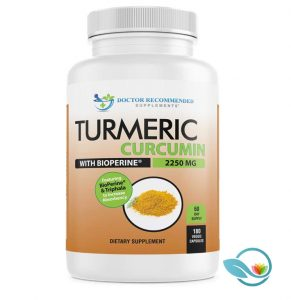 Doctor Recommended Turmeric Curcumin