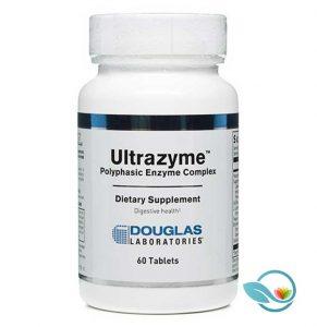 Douglas Laboratories Ultrazyme A Polyphasic Enzyme Complex