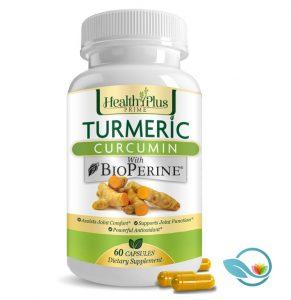 Health Plus Prime Turmeric Curcumin