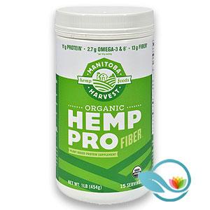 Manitoba Harvest Organic Hemp Pro Fiber