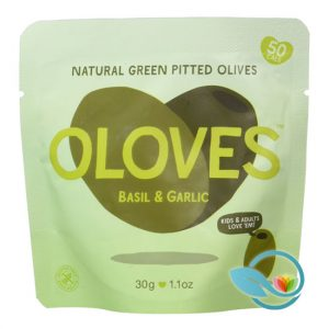 Oloves Natural Pitted Olives Variety Pack