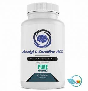 Pure Nootropics Acetyl L-Carnitine HCL