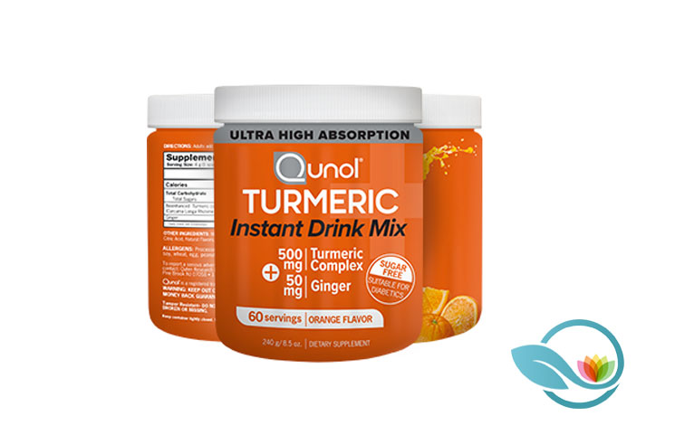 Qunol Turmeric Drink Mix