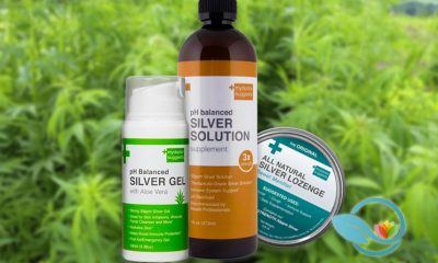 Structured Silver: Dr. Gordon Pedersen's Alkaline Silver Base Liquid Solution, Gel, Soap and Lozenges