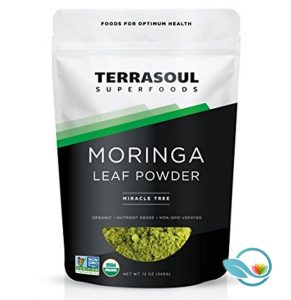 Terrasoul Superfoods Moringa Leaf Powder
