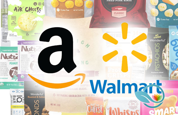 Top 20 Best Keto Snacks You Can Buy from Amazon or Walmart Today