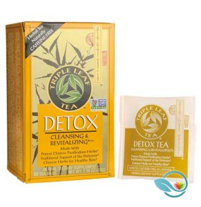 Triple Leaf Tea Detox