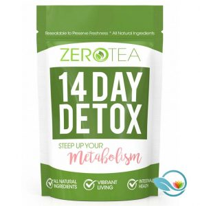 ZeroTea 14 Day Detox Tea