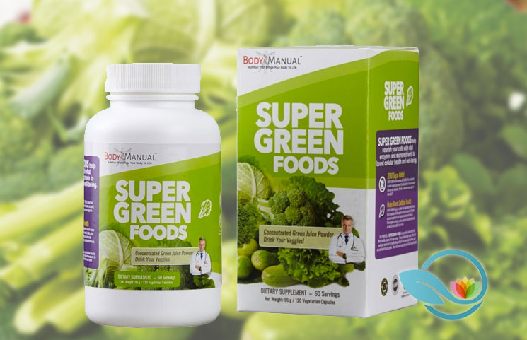super green foods