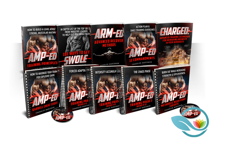 AMP-ed Training System: Chandler Marchman's Fitness Performance Program