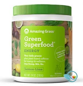 Amazing Grass' Green Superfood Energy