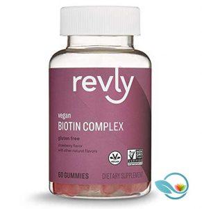 Amazon Brand Revly Vegan Biotin Complex
