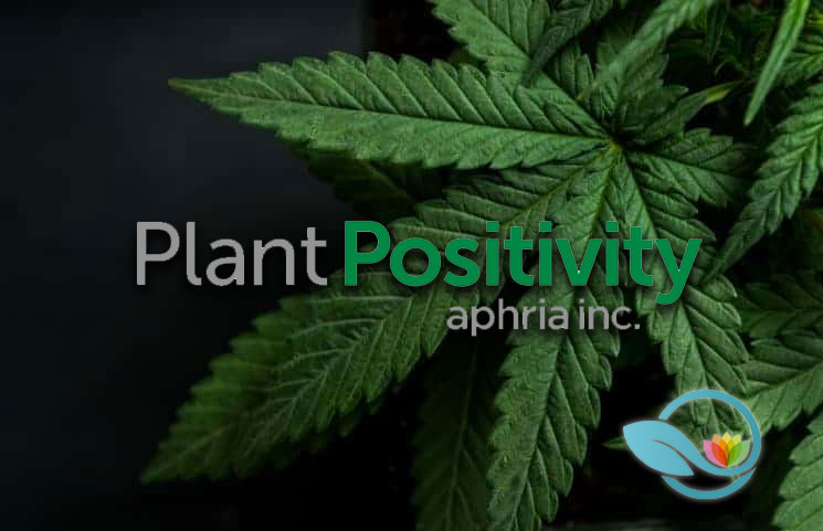 Aphria Creates New Social Responsibility Impact Program Plant Positivity to Focus on Education
