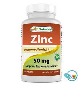 Best Naturals Zinc