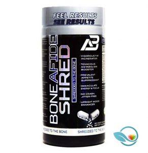 Boneafide Nutrition Shred Fat Burner Thermogenic