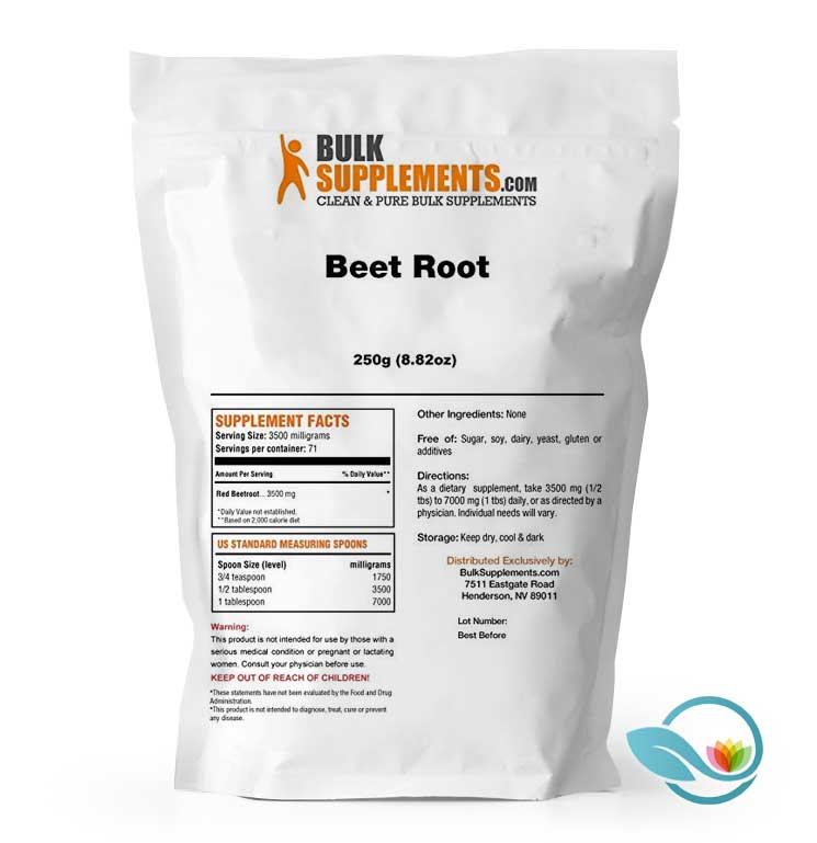 BulkSupplements-Pure-Beet-Root-Powder