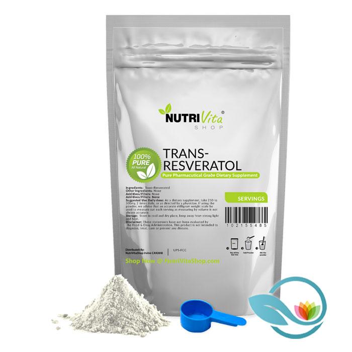BulkSupplements-Pure-Resveratrol-Powder