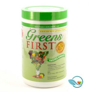 Ceautamed Greens' First