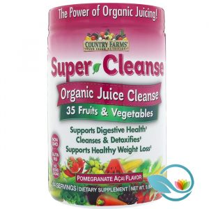 Country Farms Super Juice Cleanse