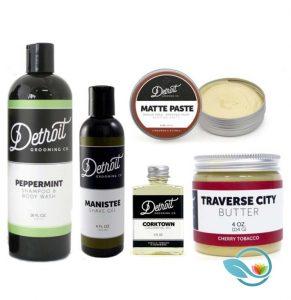 Detroit Grooming Beard Oil