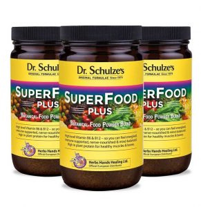 Dr. Schulze's Superfood Plus