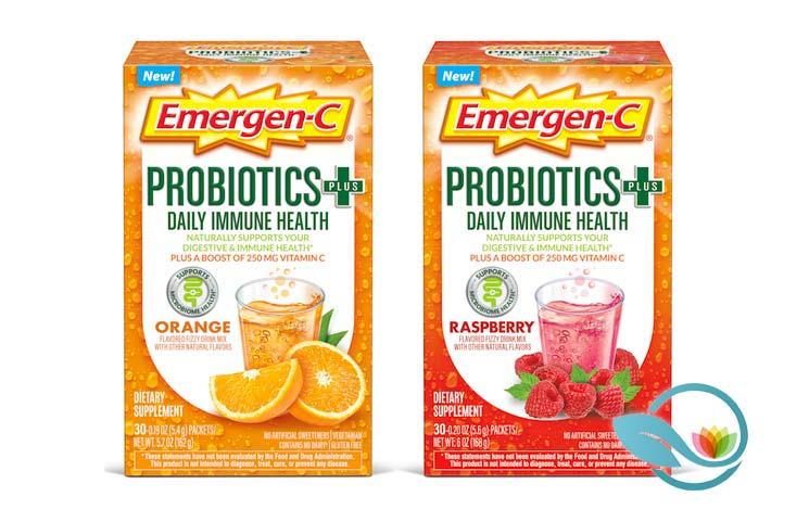 Emergen-C Probiotics+