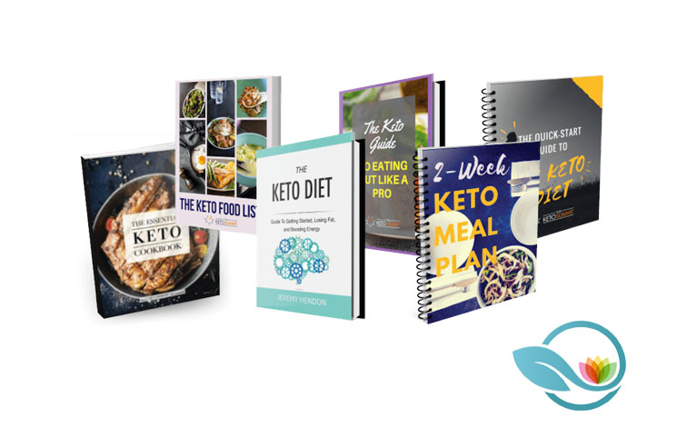 Essential Keto Cookbook: Fat Burning Meal Variety for Ketogenic Diets