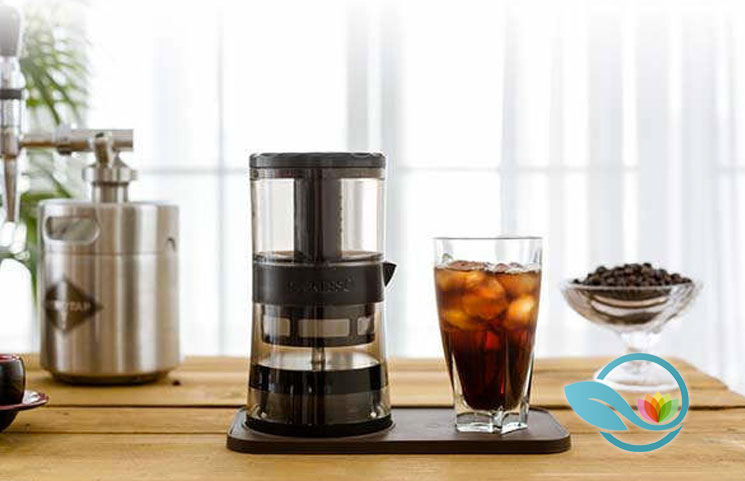G-Presso Coffee Maker Makes Hot and Coldbrew Drinks in Under Five Minutes