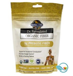 Garden of Life Dr. Formulated Organic Fiber Prebiotic