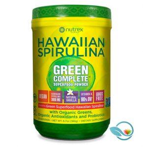 Hawaiian Spirulina Green Complete