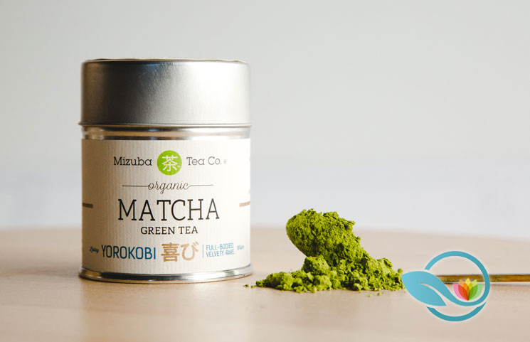 Mizuba Tea House Organic Matcha Green Tea