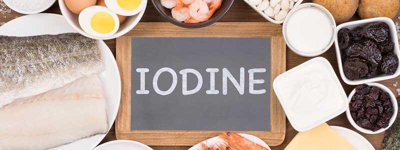 Iodine-benefits