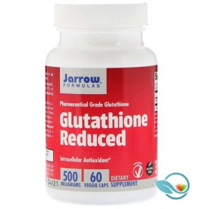 Jarrow Formulas Reduced Glutathione