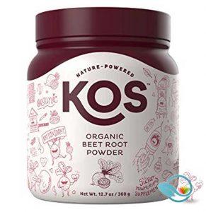 KOS Organic Beet Root Powder