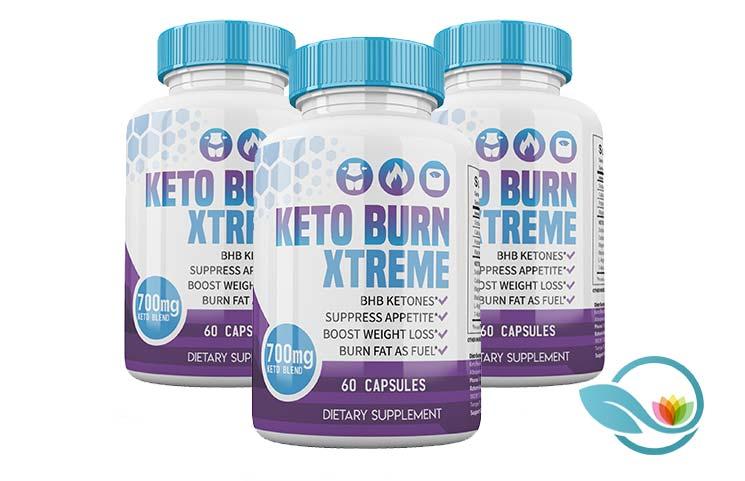 Keto Burn Xtreme Bhb Ketone Supplement Converts Fats To Fuel