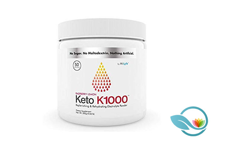 keto k1000 electrolyte powder