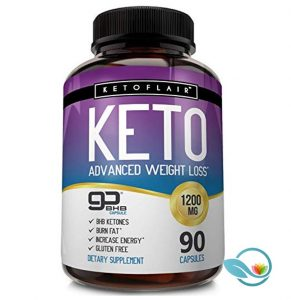 Ketoflair Keto Advanced Weight Loss