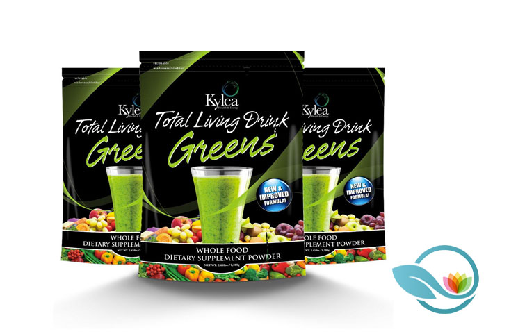 Kylea Health Total Living Drink Greens