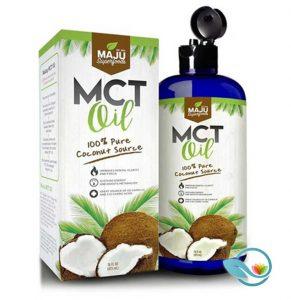 MAJU Superfoods MCT Oil