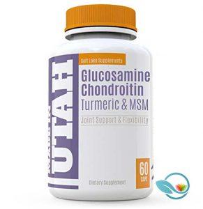 Made In Utah Glucosamine Chondroitin Turmeric & MSM