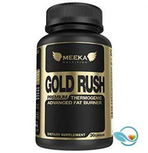 Meeka Nutrition Gold Rush Fat Burner