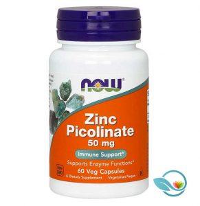 NOW Zinc Picolinate
