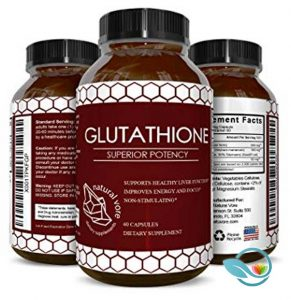 Natural Vore Glutathione Superior Potency