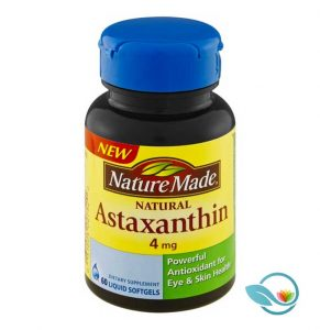 Nature Made Astaxanthin
