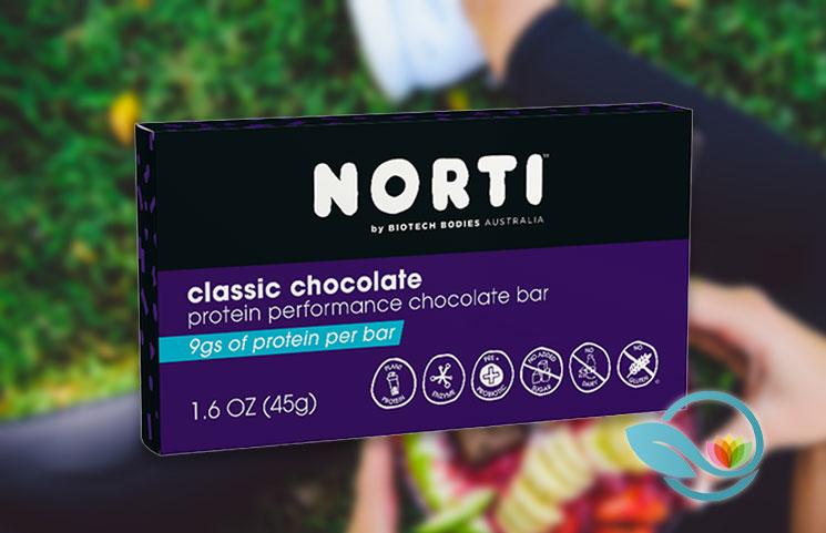 norti protein bars